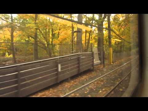 MBTA Green Line - Kenmore to Riverside (part 1)