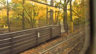 MBTA Green Line - Kenmore to Riverside (part 1)