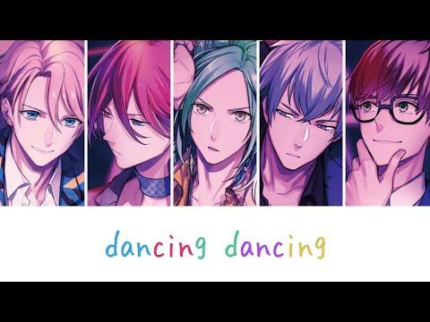 MooNs「Dancing Dancing」パート分け歌詞(日本語&ローマ字)付