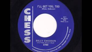 Billy Emerson - I