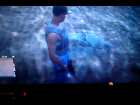 gta 5 how to go underwater