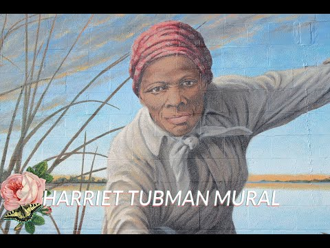 Harriet Tubman Mural | Cambridge, MD