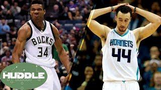Where Will Giannis Antetokounmpo Land? Is the NBA KILLING Small Market Teams? -The Huddle