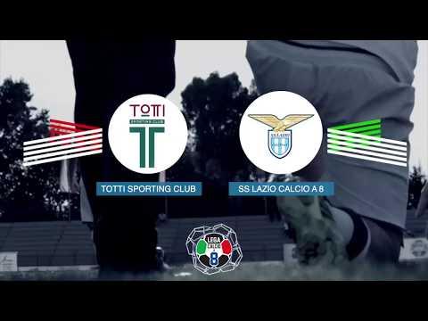 Totti Sporting Club VS Lazio Calcio 8 - Highlights