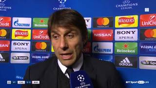 Antonio Conte: Chelsea were close to the perfect game - Full interview