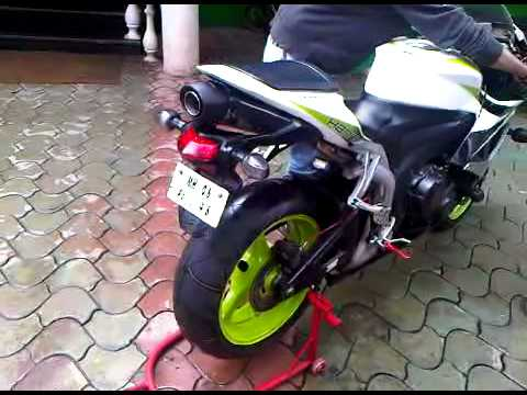 Leo Vince Lv One Evo Ii Carbon On Honda Cbr600rr Hannspree