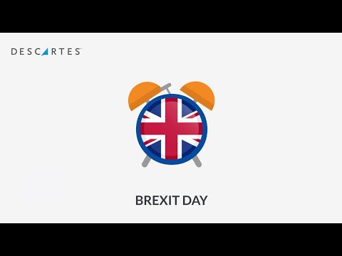Descartes Brexit Timeline