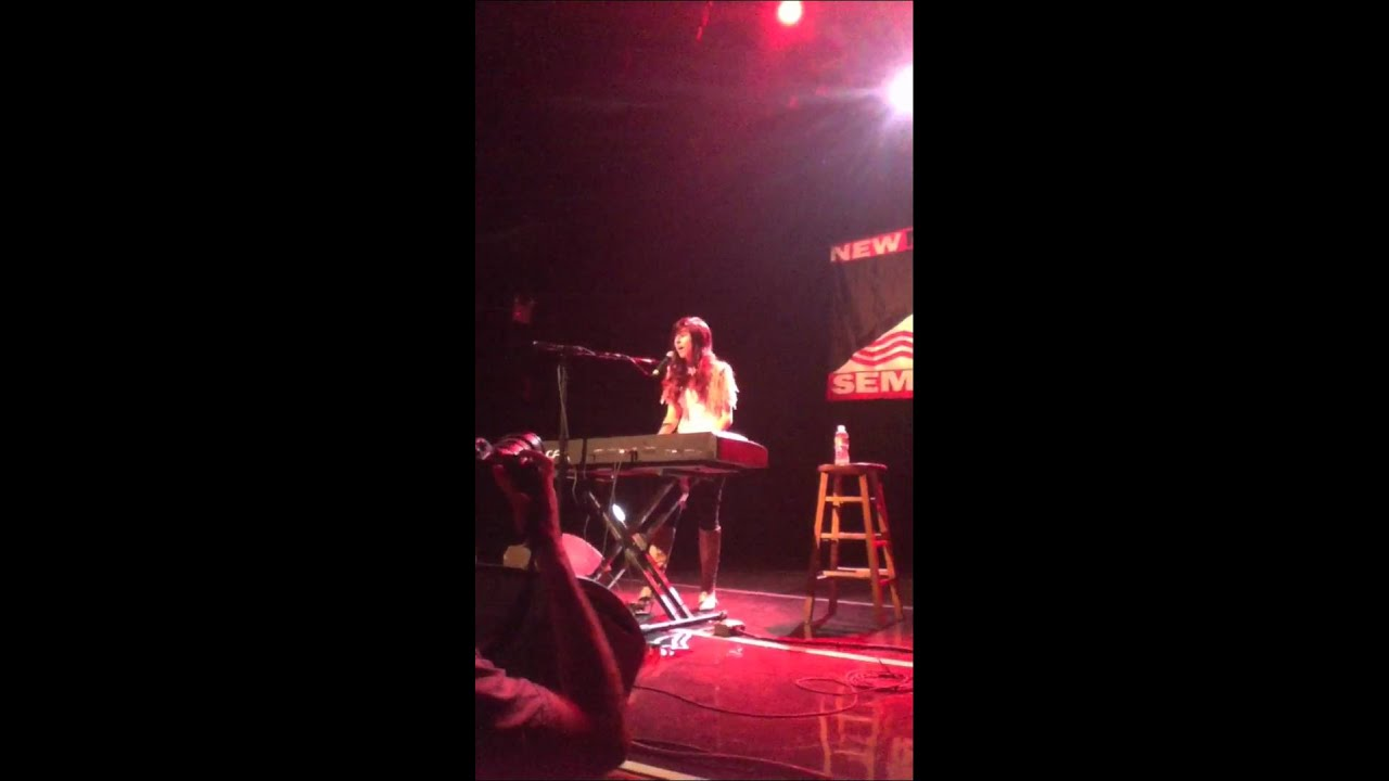 Paulina Jarosz - Cry Wolf (Christina Grimmie). Unreleased ...