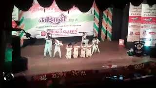 RP international school ambad dance
