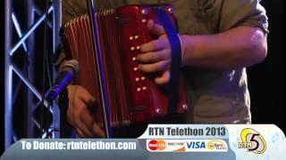 RTN Telethon 2013  - Thomas Wesley Stern Performance