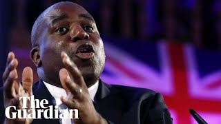 Labour's David Lammy compares ERG to the Nazis and white supremacists
