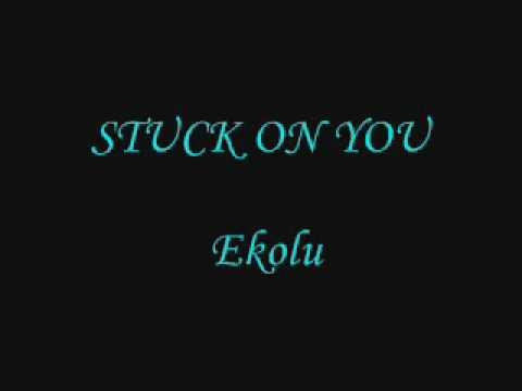 Stuck on you (hawaiian)