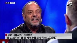 Luis Novaresio - LNE - Programa completo (14/10/19)