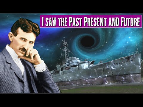 Nikola Tesla's Involvement in the Philadelphia Experiment & Time Travel