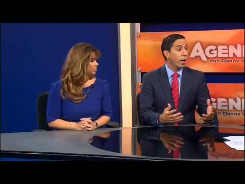 Judy Pino en Agenda (Español)