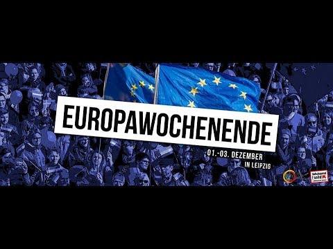 """Europawochenende """"Cornelia Ernst über die aktuelle EU policy""""  02.12.2017 - 14 Uhr"""