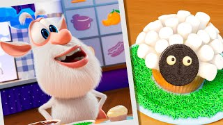 Booba Marshmallow Candy 🍭 CGI animated shorts 🍭 Super ToonsTV