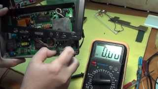 Ремонт автомобильного телевизора(, 2014-07-22T14:10:01.000Z)