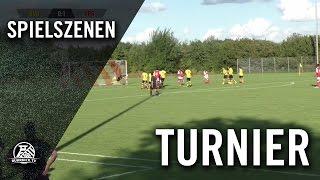 Borussia Dortmund - FC Arsenal (U15 C-Junioren, Blitzturnier in Eichede) - Spielszenen | RUHRKICK.TV