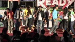 DSP Performing At Dhinka Chika At The Music Launch Of Ready