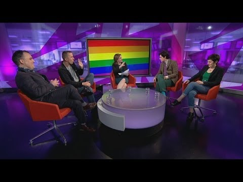 How far has Britain come when it comes to gay rights?