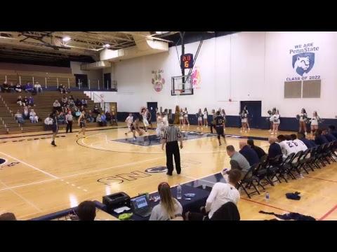 PSU Hazleton Men's Basketball vs. PSU Lehigh Valley