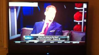 ESPN NBA Coast to Coast answers my question on TV!