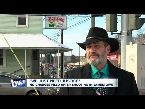 """We need justice"", investigation ongoing in Jamestown shooting"