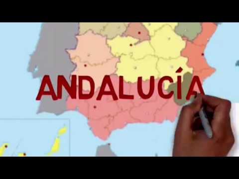 Cómo aprender las Comunidades Autónomas y las provincias de forma fácil