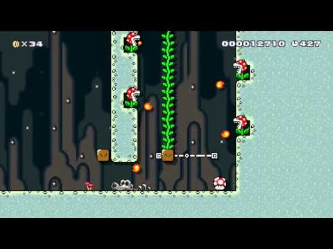 The Piranha Plant Plunder: Beating Super Mario Maker's Requested Levels!