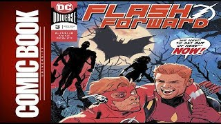 Flash Forward #3 | COMIC BOOK UNIVERSITY