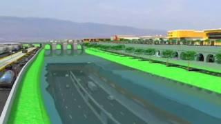 Reportaje de la Integración del Proyecto Línea Amarilla con el Centro Histórico