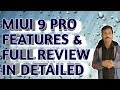 [Telugu] Miui 9 pro rom redmi note 3 features and full review face unlock 2017 