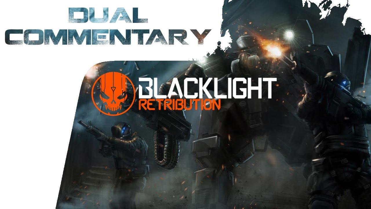 RETRIBUTION PC GRATUITEMENT TÉLÉCHARGER BLACKLIGHT