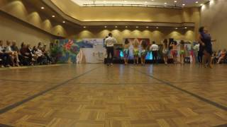 Fuego Y Agua at the Annual Salsa and Bachata Congress In Hawaii