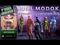 Hotel MODOK: Full Uncollected Completion Run w/ Max Suicides   Marvel Contest of Champions