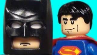 The Lego Batman & Superman Movie