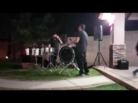Phoenix Az Tecno banda show Latino