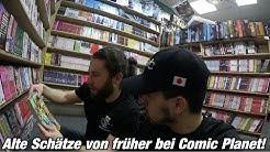 Unglaubliche Manga Preise im 2nd-Hand Bereich beim Comic Planet Osnabrück!