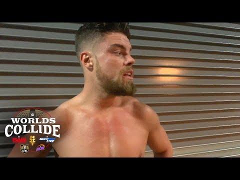 Jordan Devlin demands to be inserted into WWE UK Title scene: WWE Exclusive, April 17, 2019