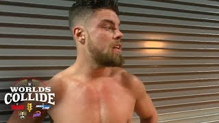 Jordan Devlin demands to be inserted into WWE UK Title scene: WWE Exclusive, April 17, 2019