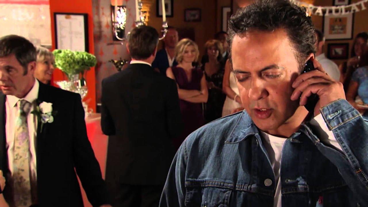 Karl Makes A Speech At His Wedding