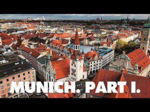Munich, Germany (November, 2017) | PART I