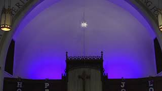 Sunday Worship Service - December 20, 2020 - Fourth Sunday of Advent