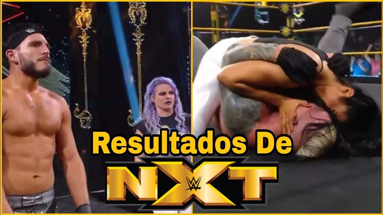RESULTADOS De NXT 3 De Agosto De 2021: El PODER del AMOR lo Puede TODO