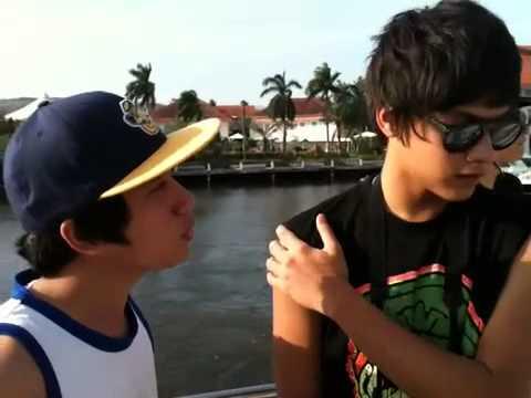 Titanic Lester Giri and Daniel Padilla