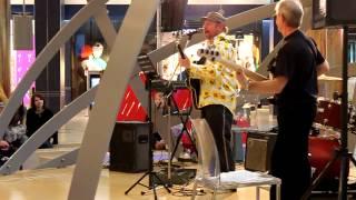 Galaxy Gra 13.05.2012: Wojtek Rapa trio