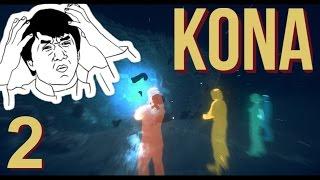 KONA #2 | CONGELADOS EN HIELO INDESTRUCTIBLE !! Gameplay Español