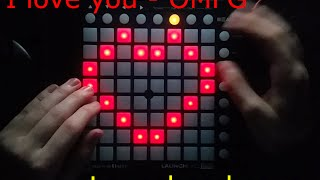 I love you - OMFG   Launchpad cover