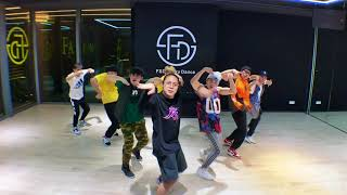 AYY MACARENA DANCE COVER